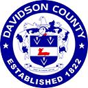 Logo for Davidson County