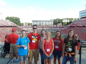 Cover photo for Stokes County 4-H Youth Attend State 4-H Council Conference