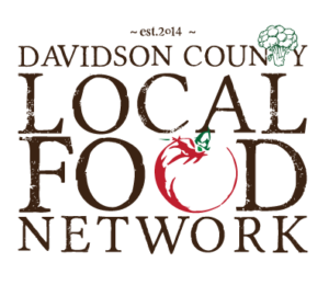 Cover photo for Davidson County Local Foods Network Presents: FOOD BUZZ