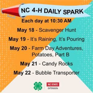 Cover photo for 4-H Spark Week 9 - Science and Agriculture!