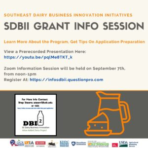 Cover photo for Another Virtual Info Session on DBII Grants Coming Up!